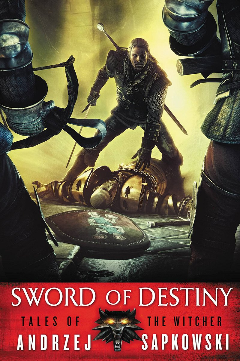 The Witcher: Sword Of Destiny (USA edition)