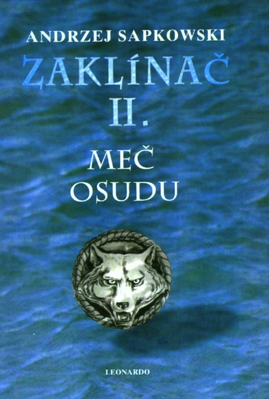 The Witcher: Sword Of Destiny (Czech 2000 edition)