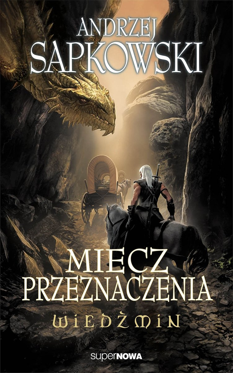 The Witcher: Sword Of Destiny (Polish 2014 edition)
