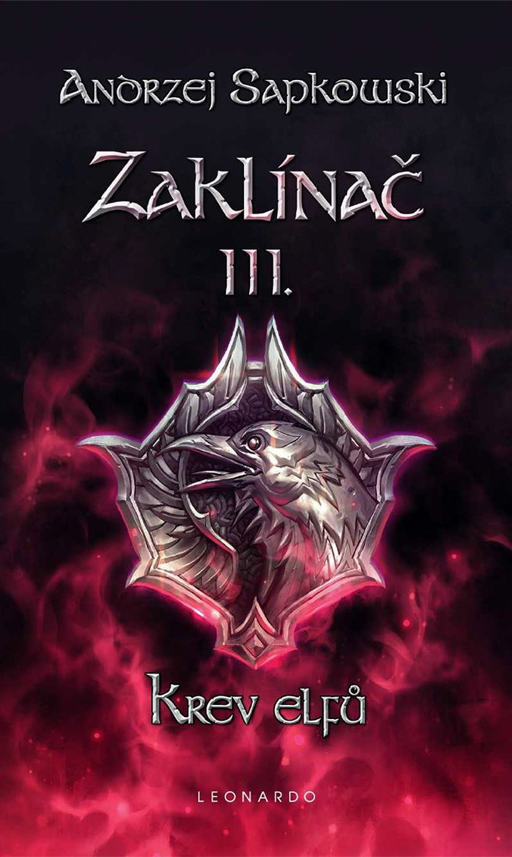 The Witcher: Blood Of Elves (Czech 2011 edition)