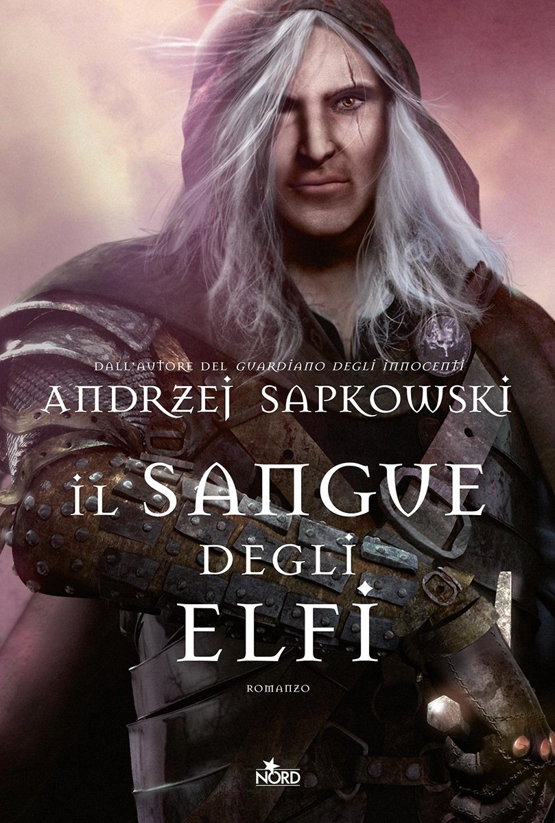 The Witcher: Blood Of Elves (Italian edition)