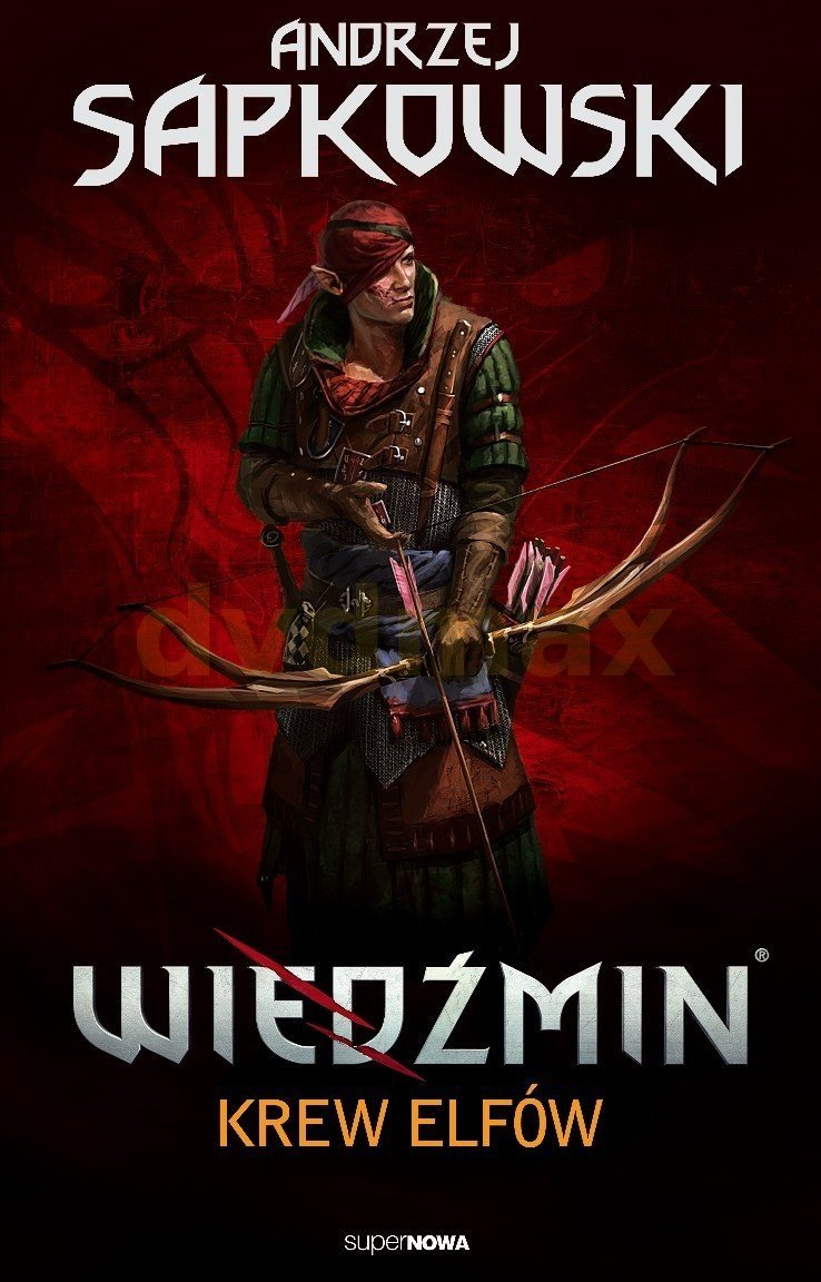 The Witcher: Blood Of Elves (Polish 2010 edition)