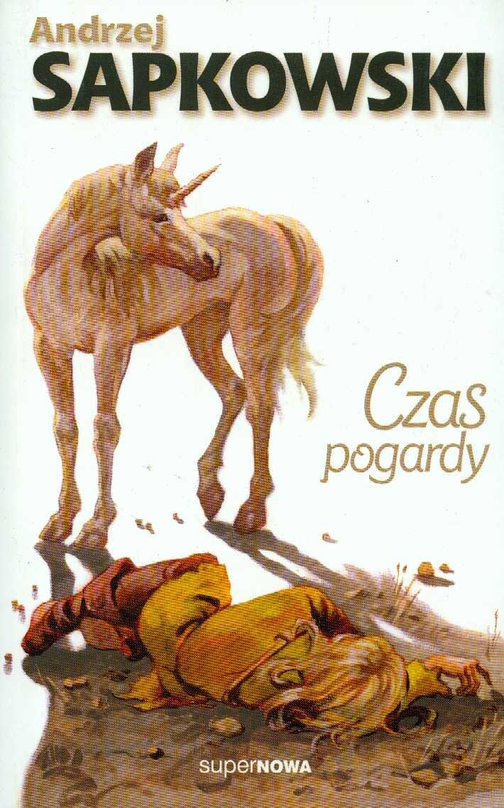 The Witcher: The Time Of Contempt (Polish 1999 edition)