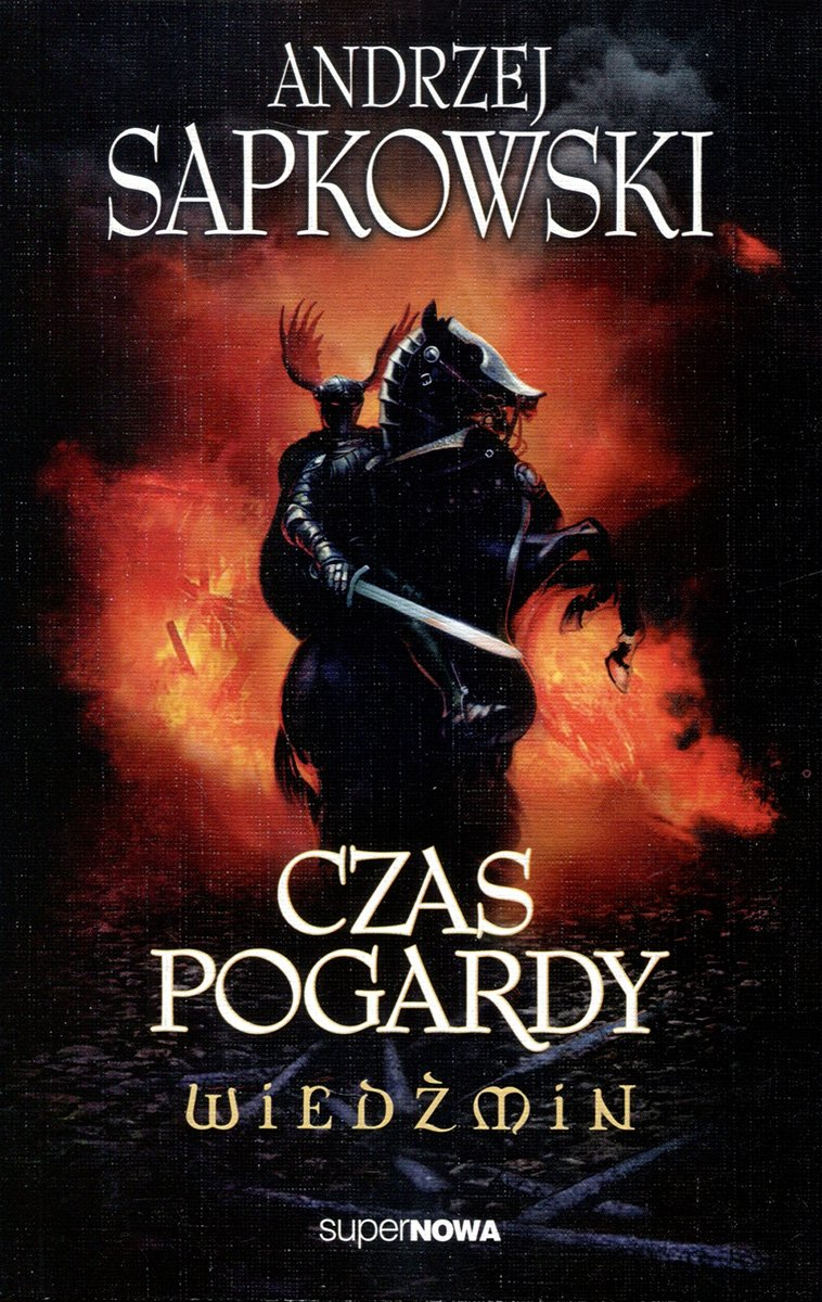 The Witcher: The Time Of Contempt (Polish 2014 edition)