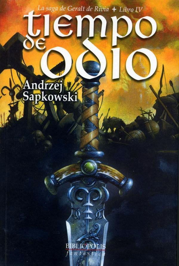 The Witcher: The Time Of Contempt (Spanish 2004 edition)