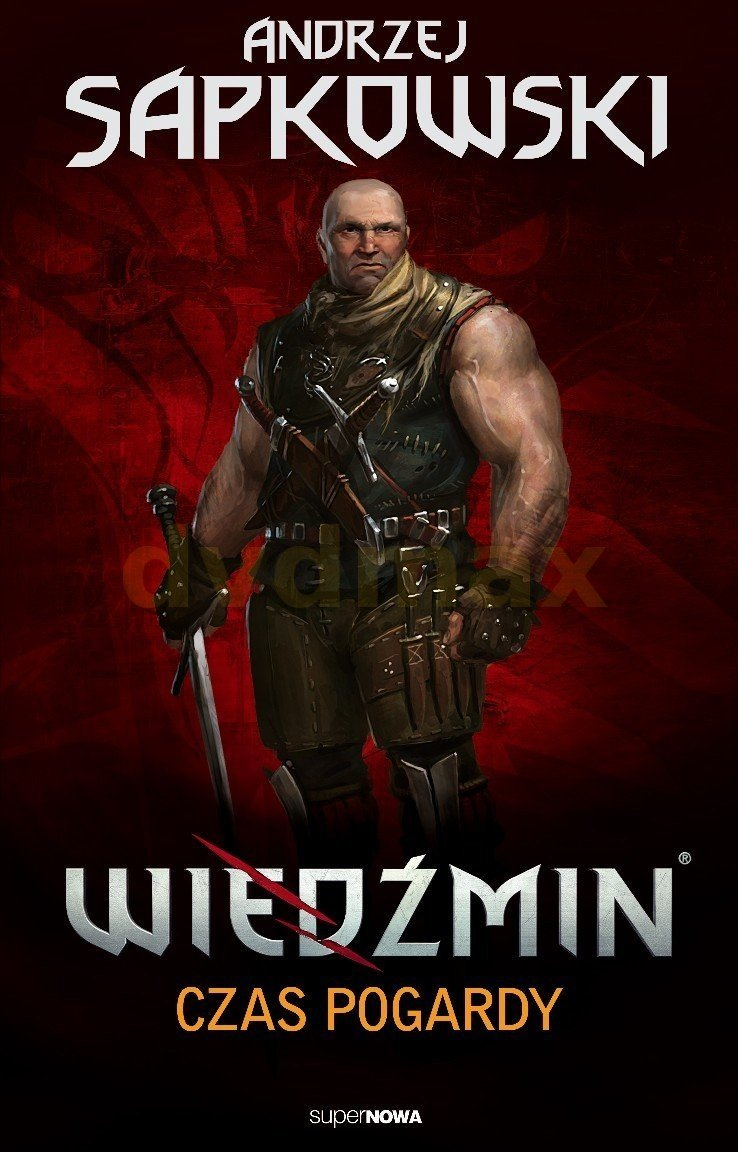 The Witcher: The Time Of Contempt (Polish 2011 edition)