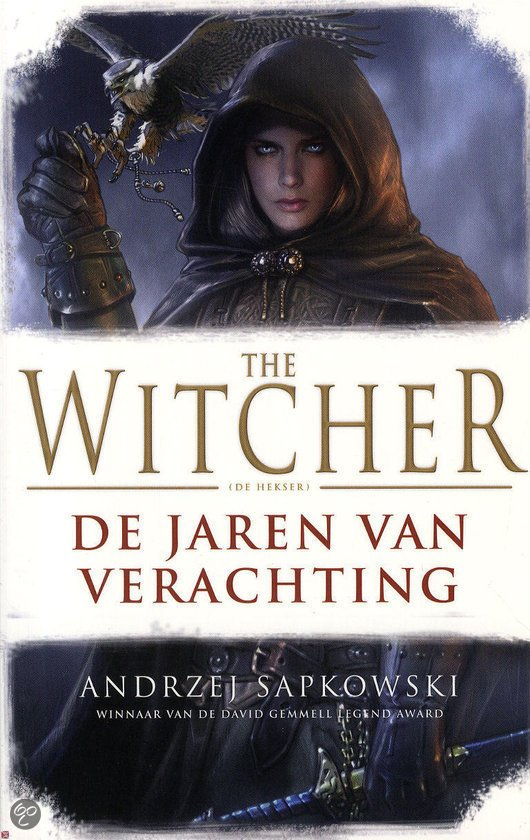 The Witcher: The Time Of Contempt (Dutch edition)