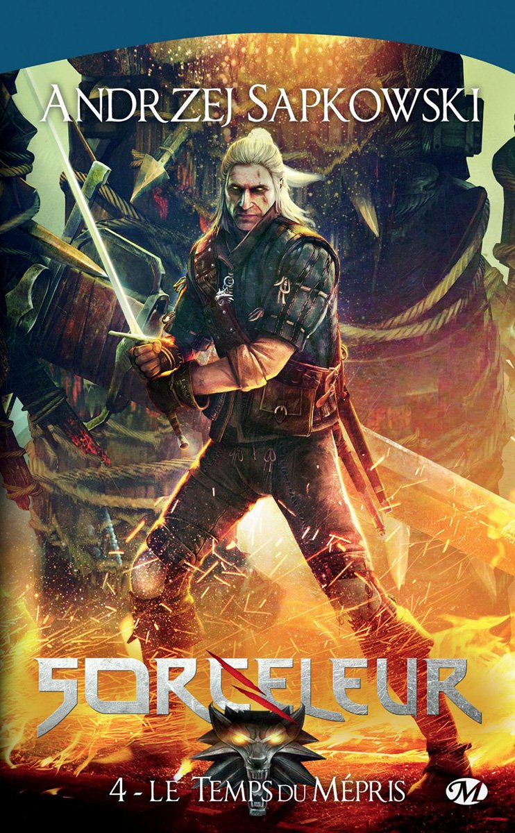 The Witcher: The Time Of Contempt (French 2011 edition)