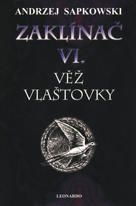 The Witcher: The Tower of the Swallow (Czech 2010 edition)