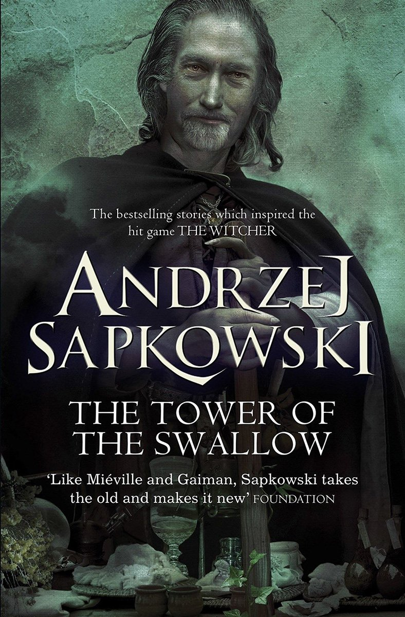 The Witcher: The Tower of the Swallow (UK edition)