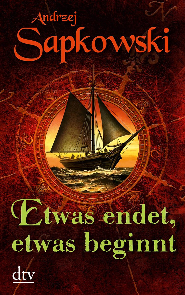 Something Ends, Something Begins (German edition)