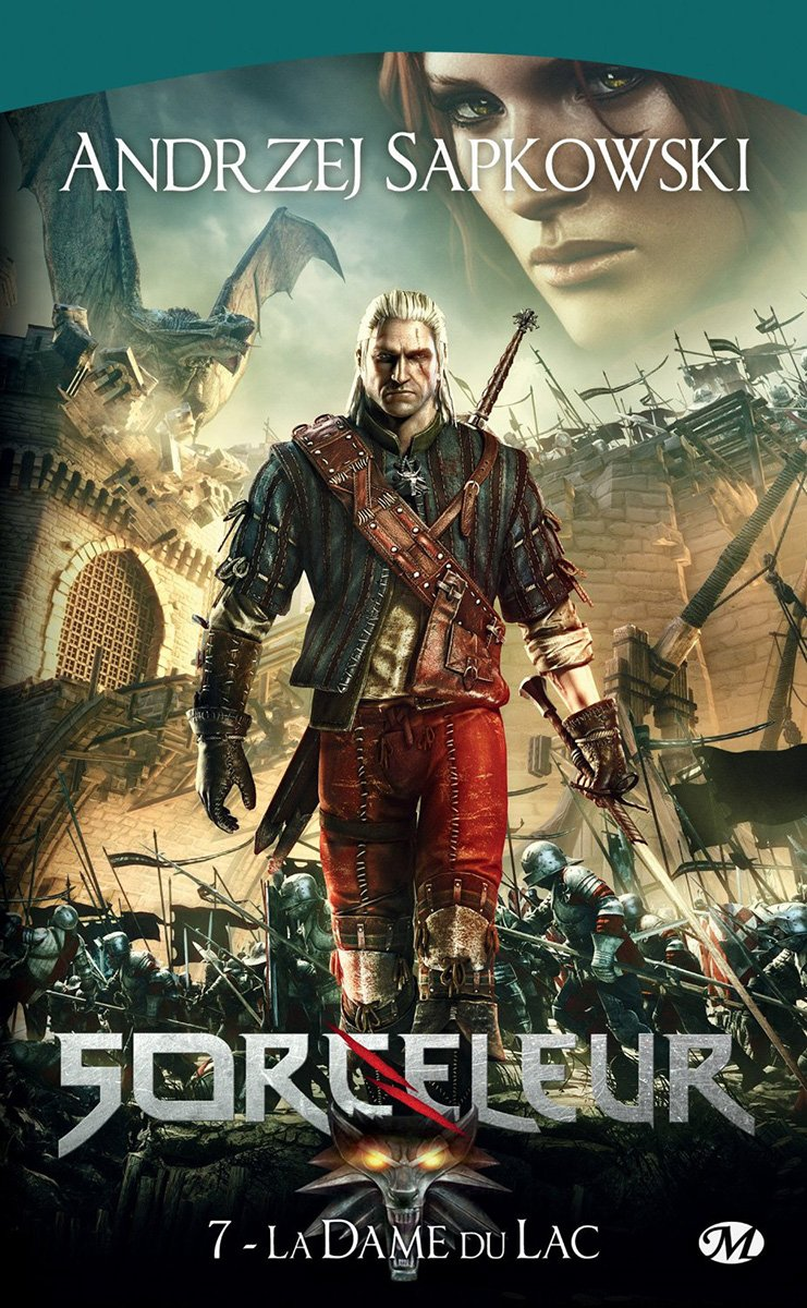 The Witcher: The Lady Of The Lake (French 2012 edition)