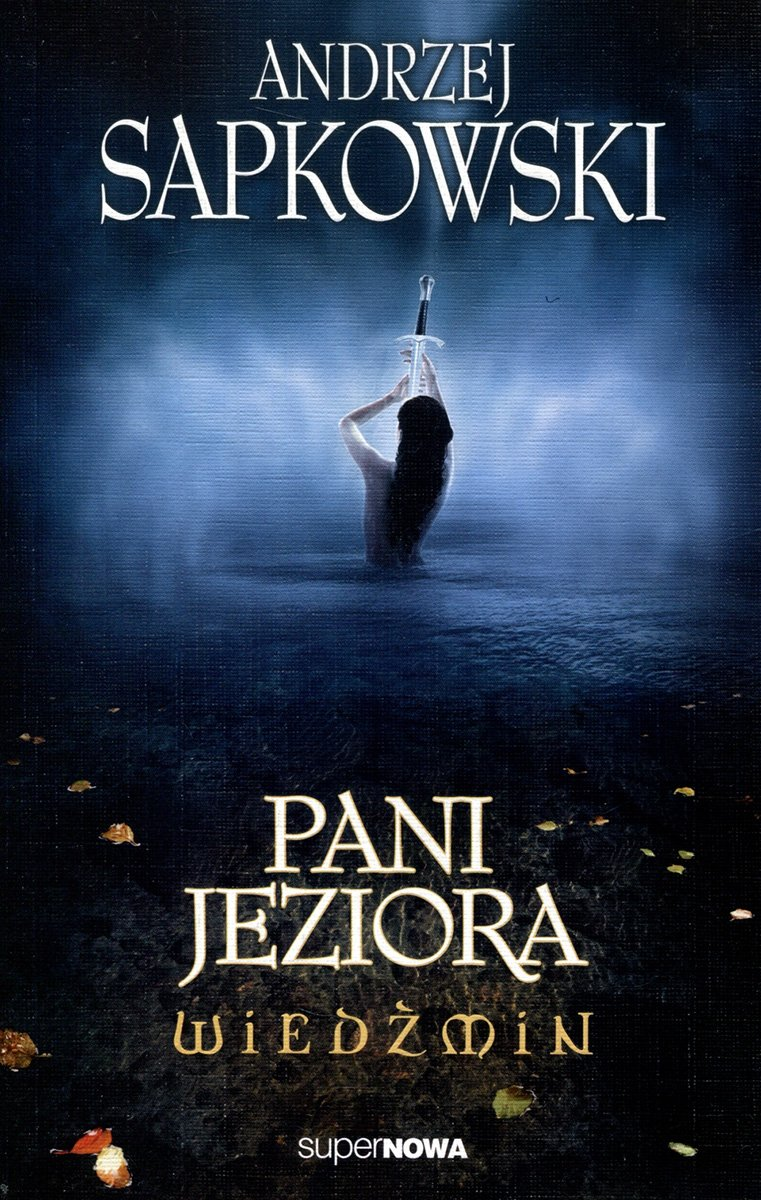 The Witcher: The Lady Of The Lake (Polish 2014 edition)