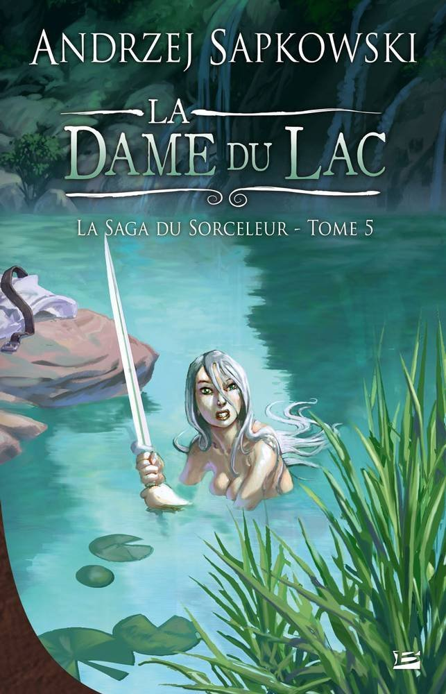 The Witcher: The Lady Of The Lake (French 2011 edition)