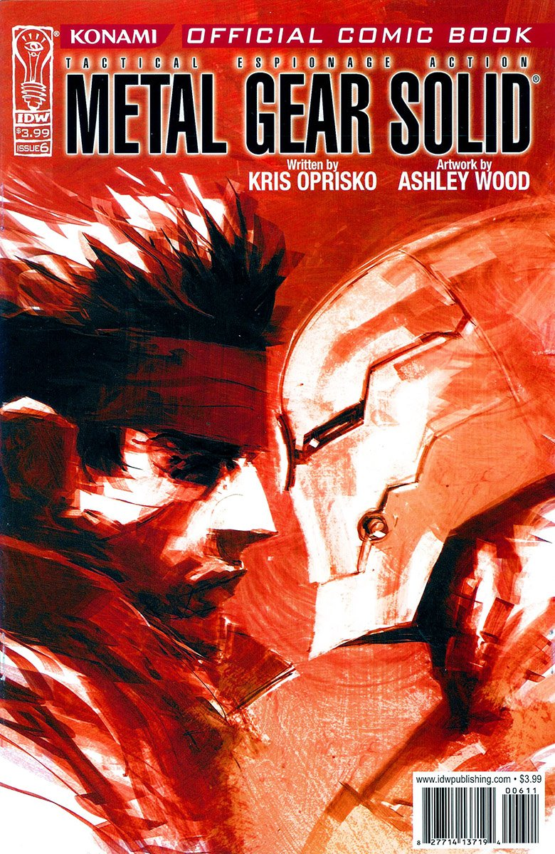 Metal Gear Solid Issue 06 (February 2005)