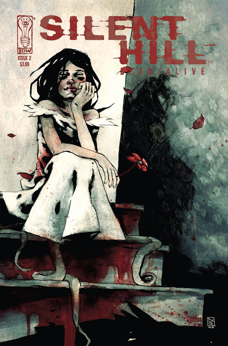 Silent Hill: Dead/Alive 002 (cover a) (January 2006)