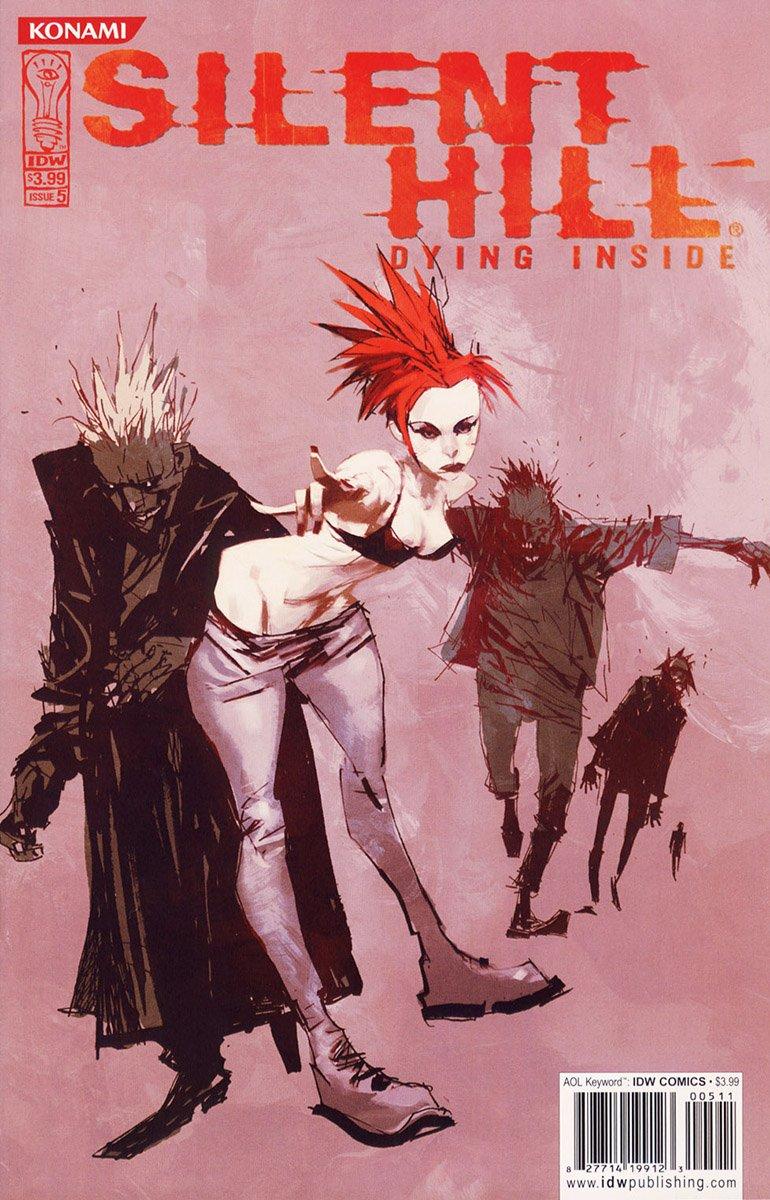 Silent Hill: Dying Inside 05 (June 2004)