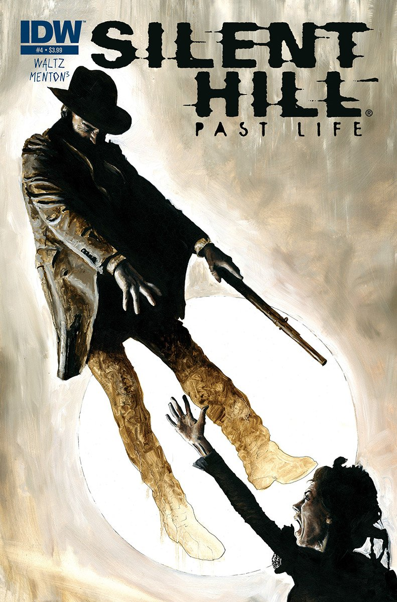Silent Hill: Past Life 004 (cover a) (January 2011)