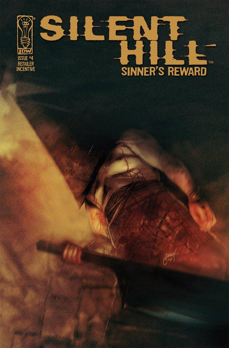 Silent Hill: Sinner's Reward 004 (cover b) (April 2008)