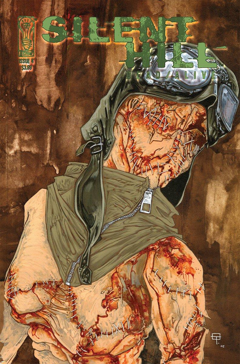 Silent Hill: Dead/Alive 004 (cover b) (March 2006)