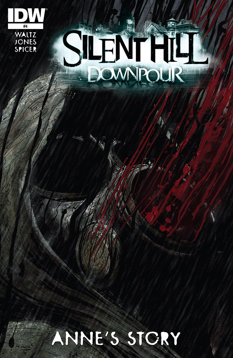 Silent Hill: Downpour - Anne's Story 004 (November 2014)