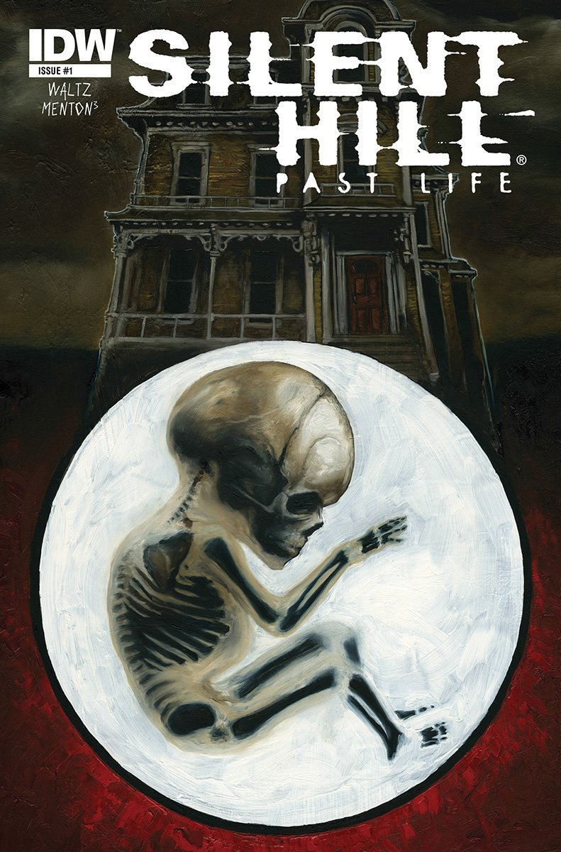Silent Hill: Past Life 001 (cover a) (October 2010)