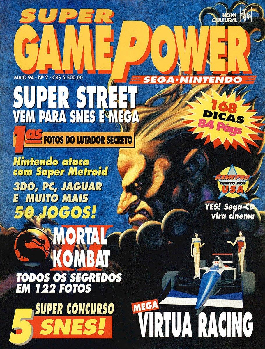 SuperGamePower Issue 002 (May 1994)