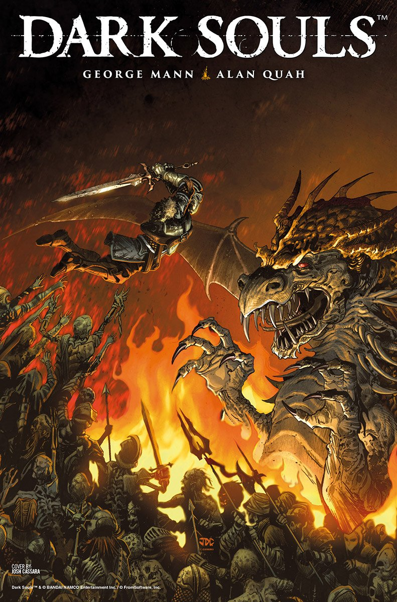 Dark Souls: The Breath of Andolus 001 (May 2016) (cover c)