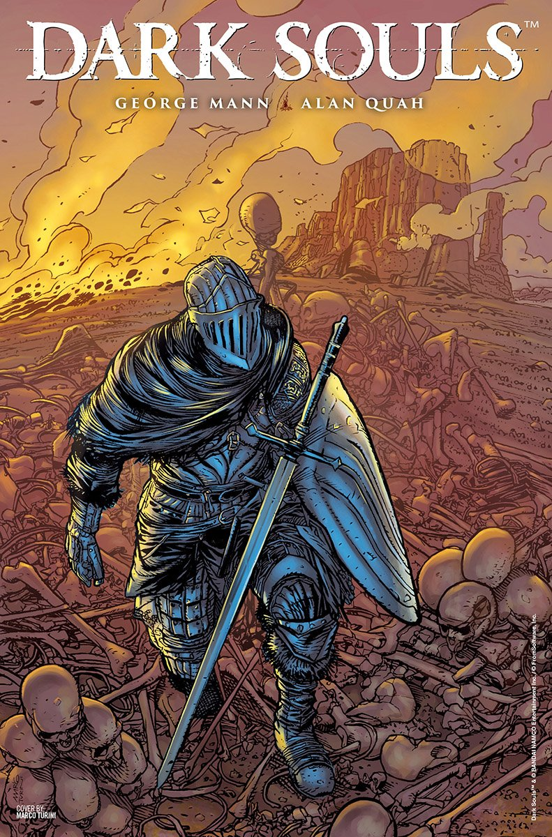 Dark Souls: The Breath of Andolus 001 (May 2016) (cover d)