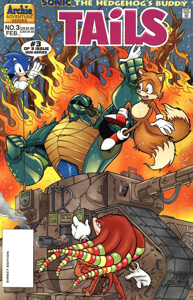 Tails 03 (February 1996)