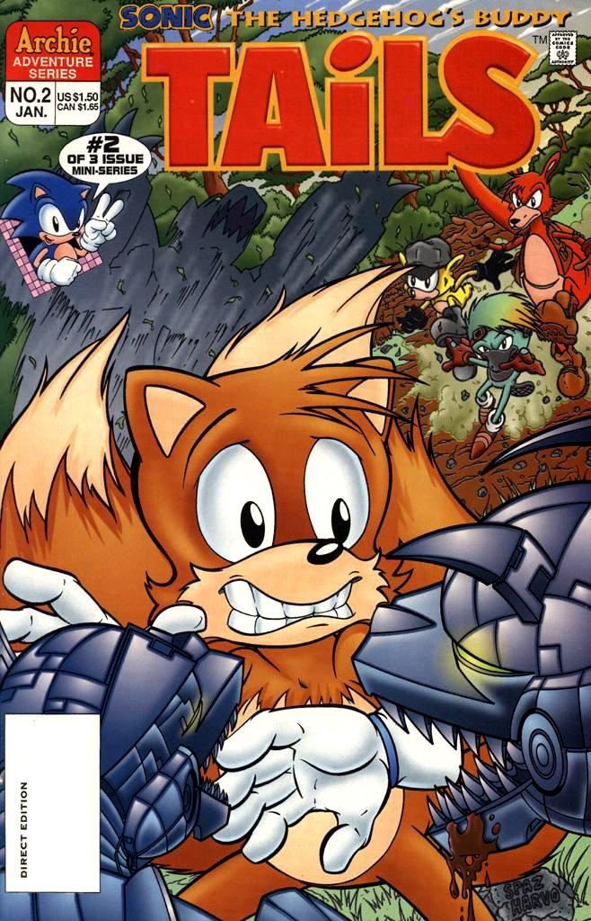 Tails 02 (January 1996)