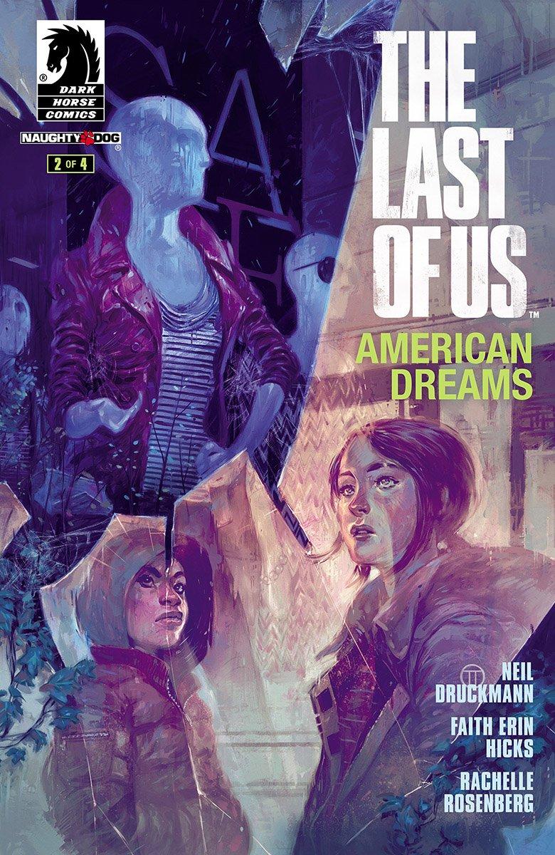 The Last Of Us - American Dreams 002 (May 2013)