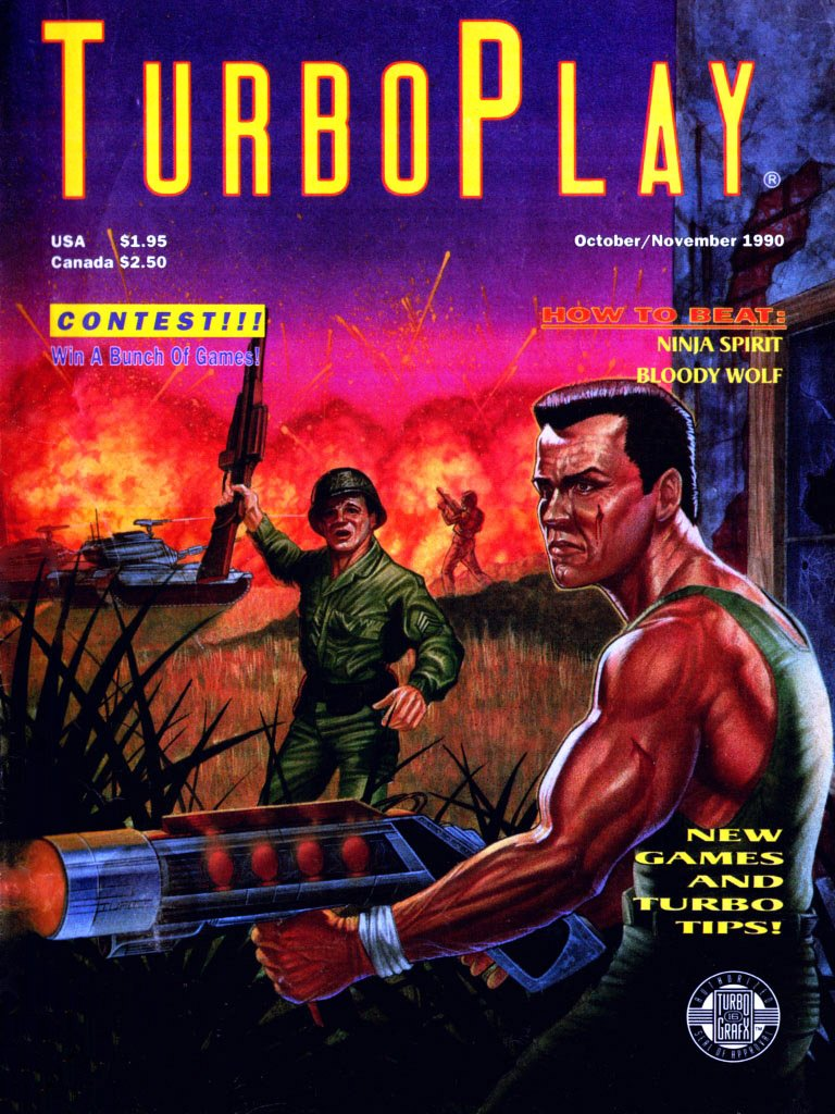 TurboPlay Issue 003 October-November 1990