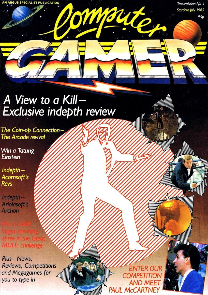 Computer Gamer Issue 04 July 1985