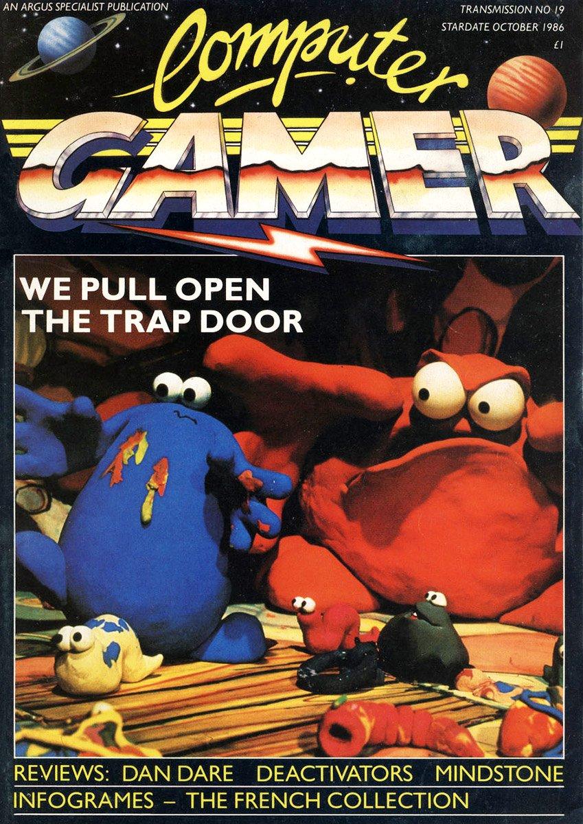 Computer Gamer Issue 19 October 1986