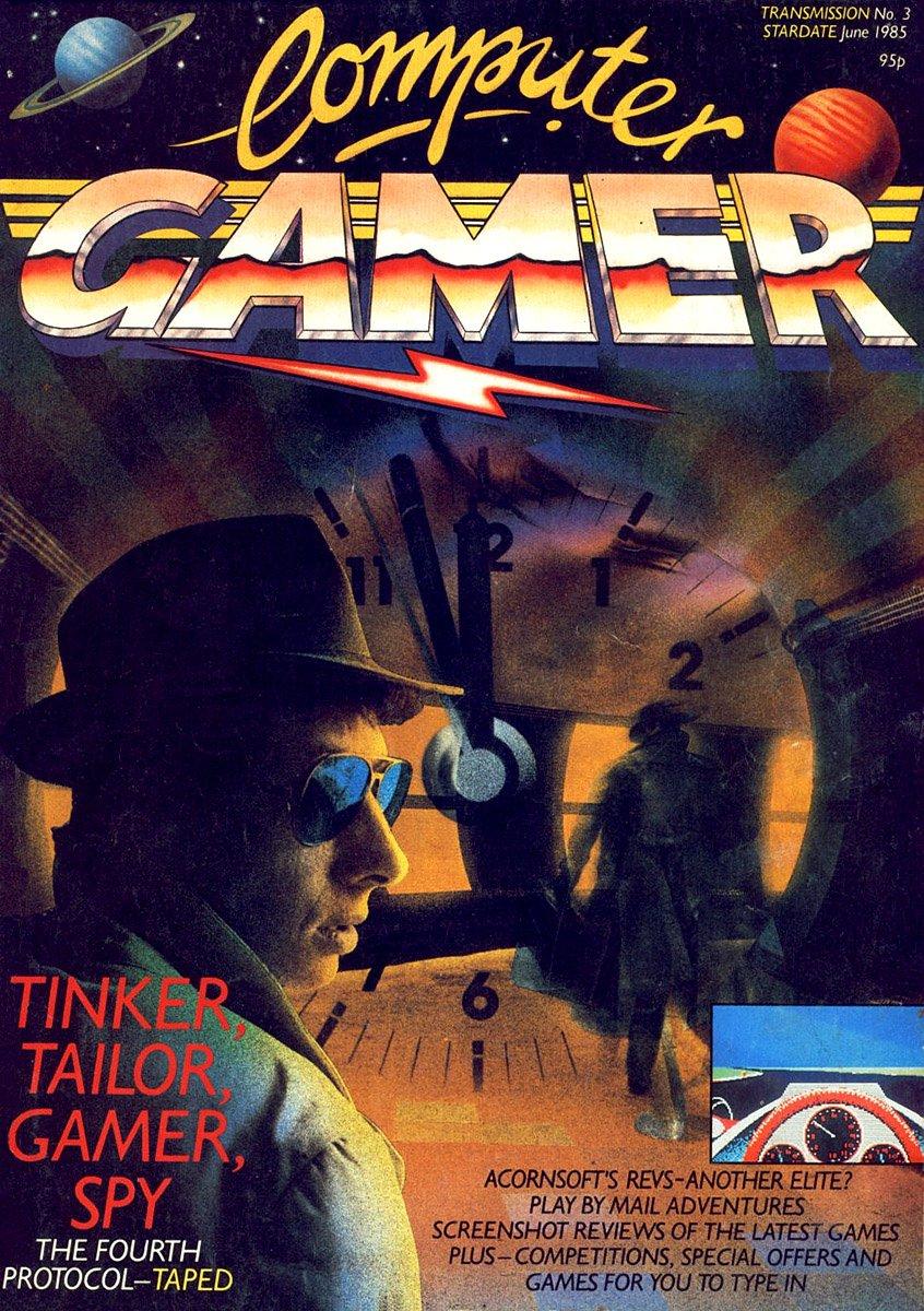 Computer Gamer Issue 03 June 1985