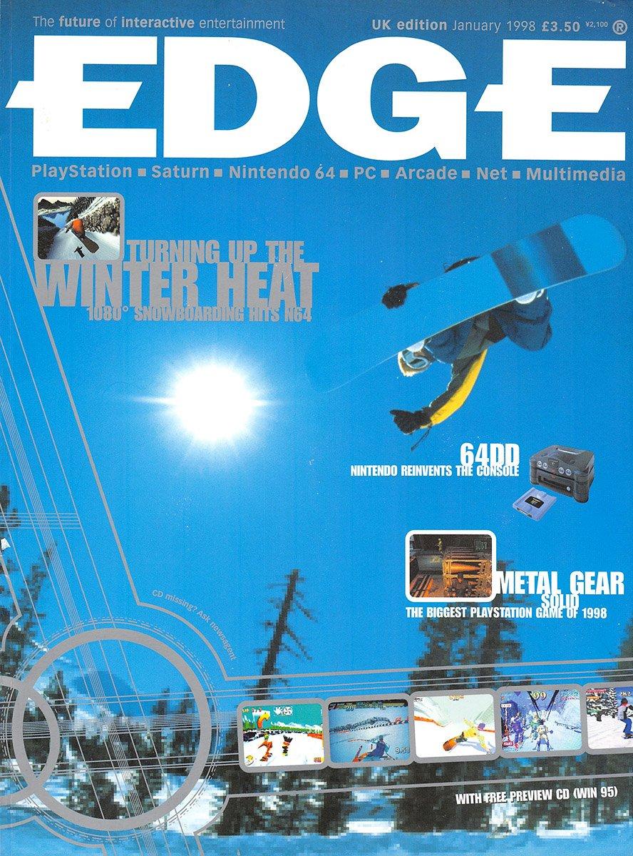 Edge 054 (January 1998)