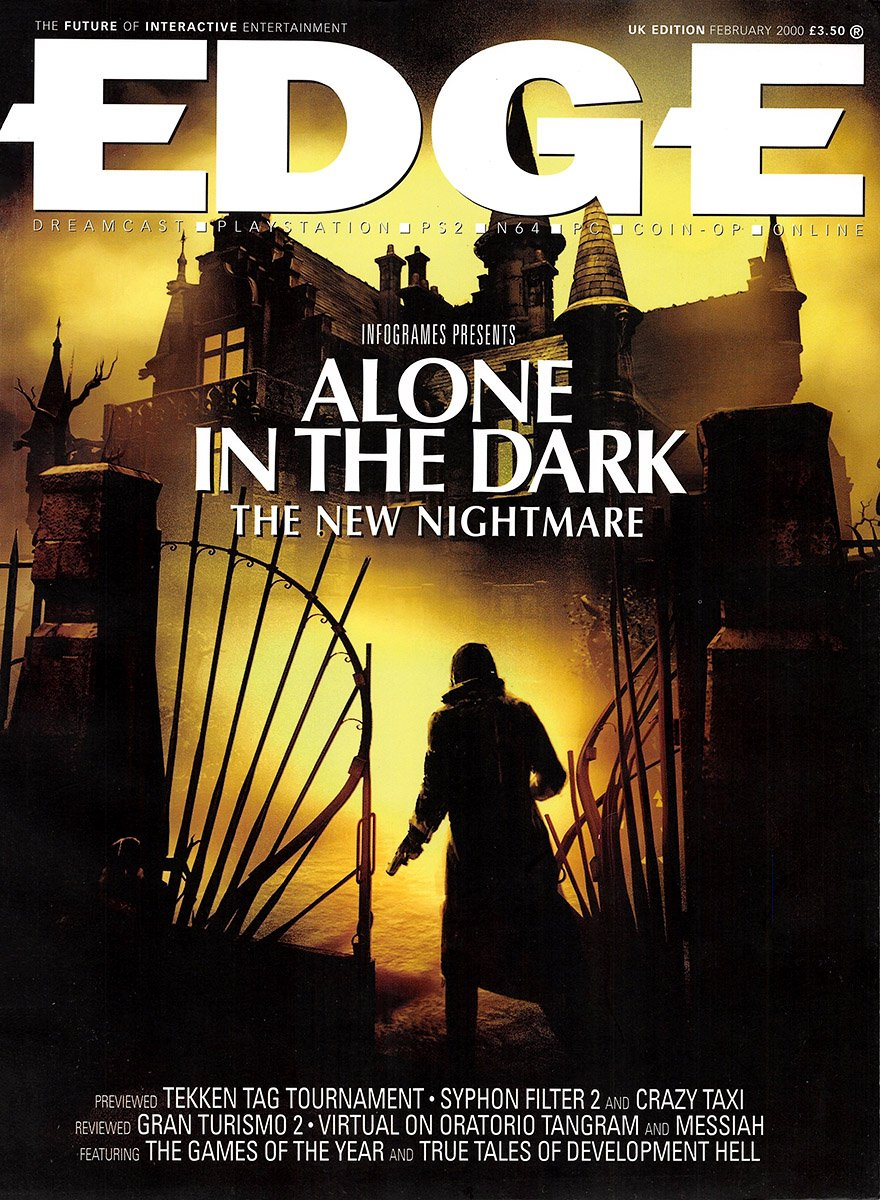 Edge 081 (February 2000)