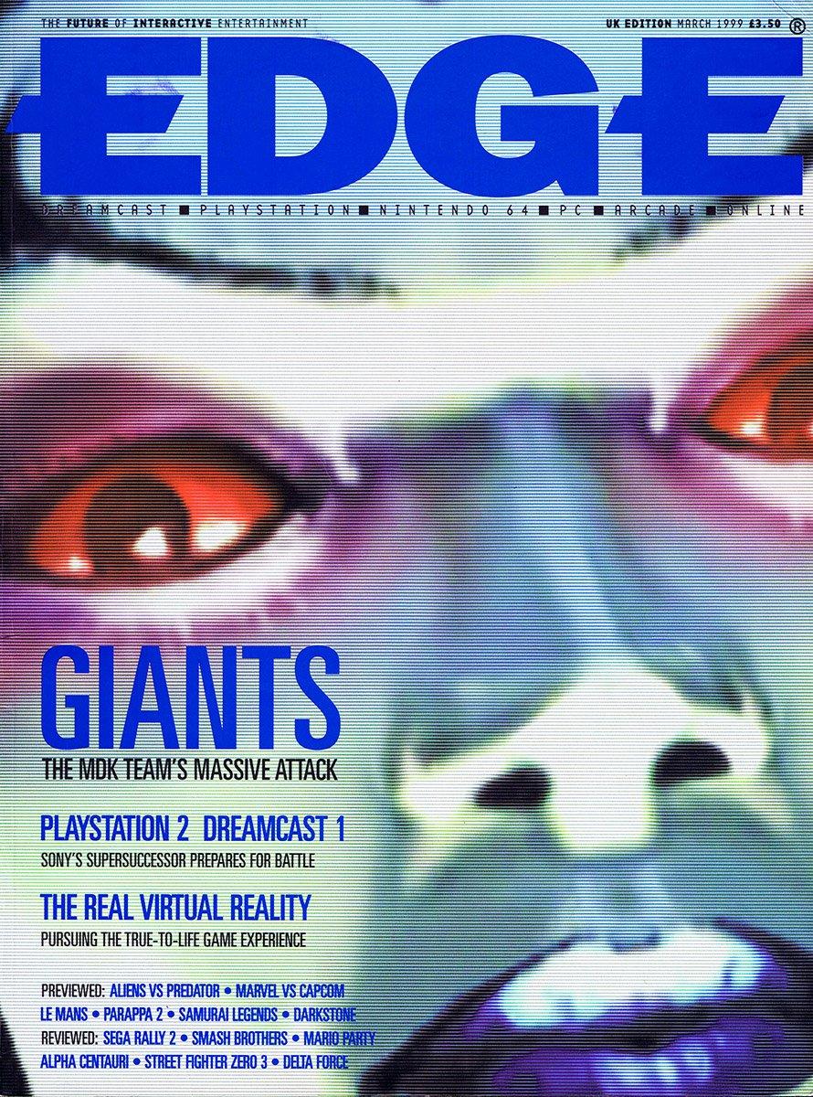 Edge 069 (March 1999)