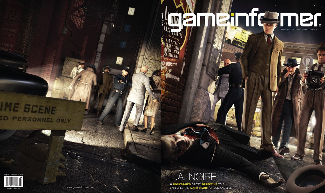 Game Informer Issue 203 March 2010 full