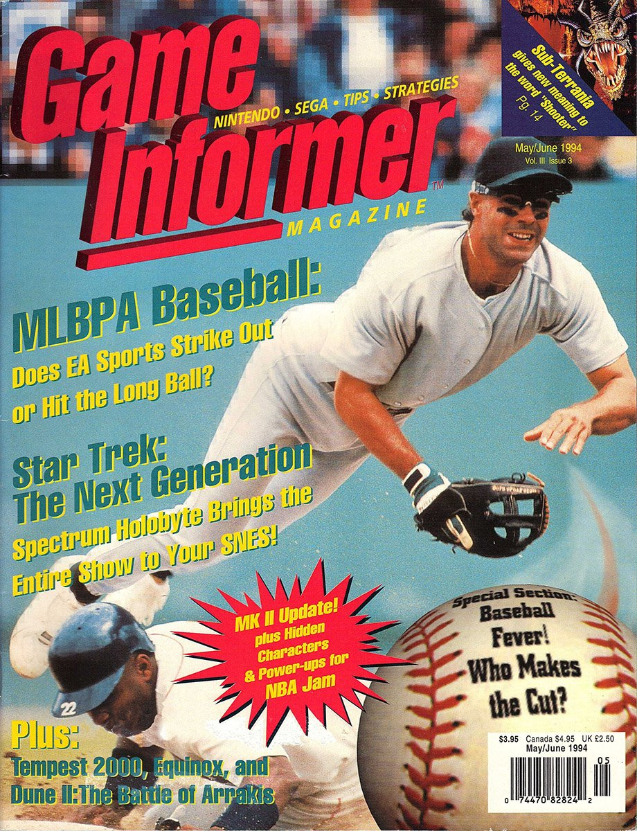 Game Informer Issue 016 May/June 1994