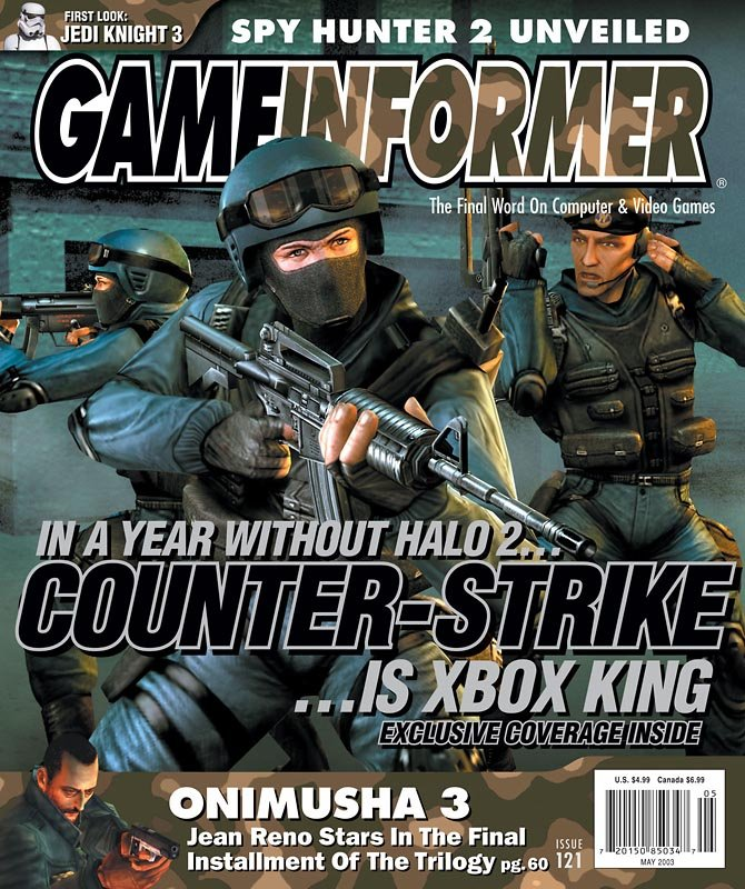 Game Informer Issue 121 - Game Informer - Retromags Community