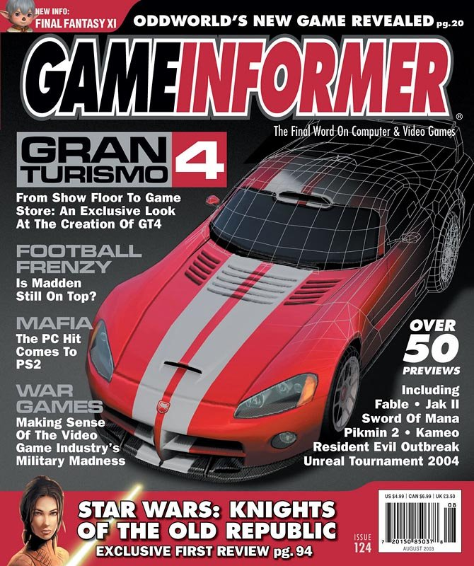 Game Informer Issue 124 - Game Informer - Retromags Community