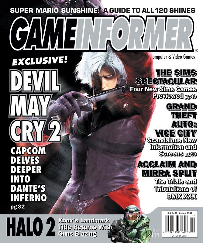 Game Informer Issue 114 October 2002