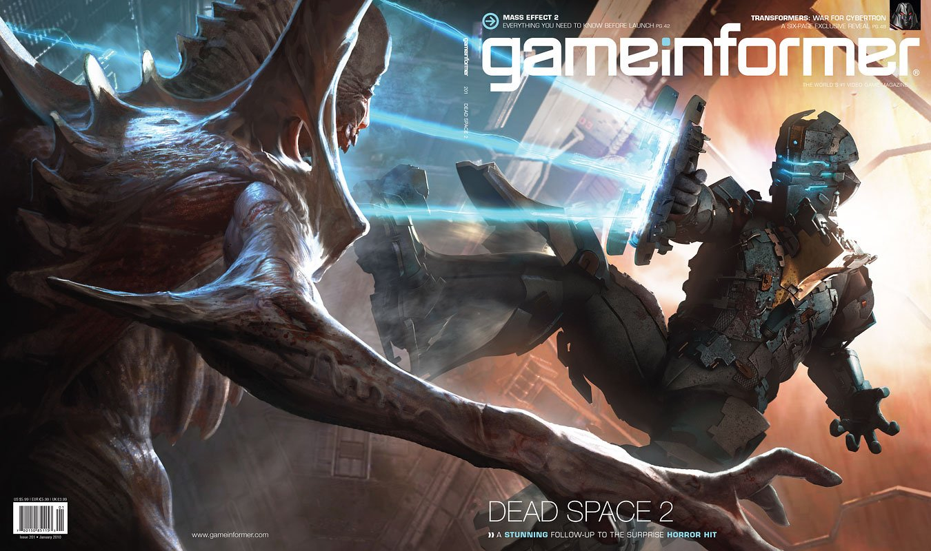 Game Informer Issue 201 January 2010 full
