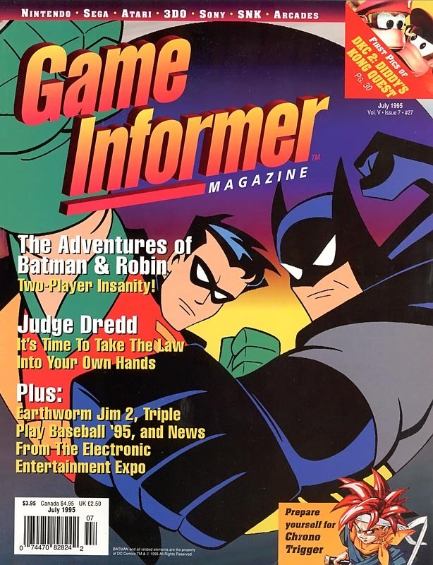 Game Informer Issue 027 July 1995