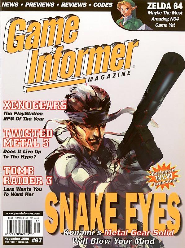 Game Informer Issue 067 November 1998