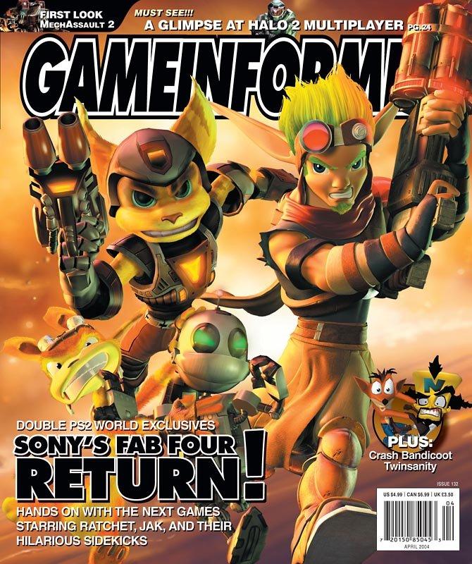 Game Informer Issue 132 - Game Informer - Retromags Community