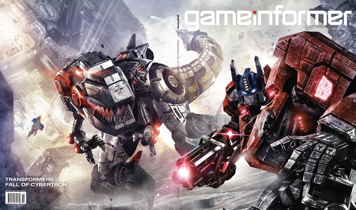Game Informer Issue 223a November 2011 full