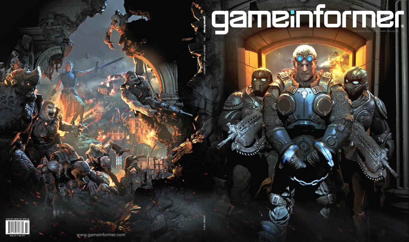 Game Informer Issue 231a July 2012 full